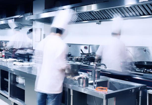 Commercial kitchen singapore