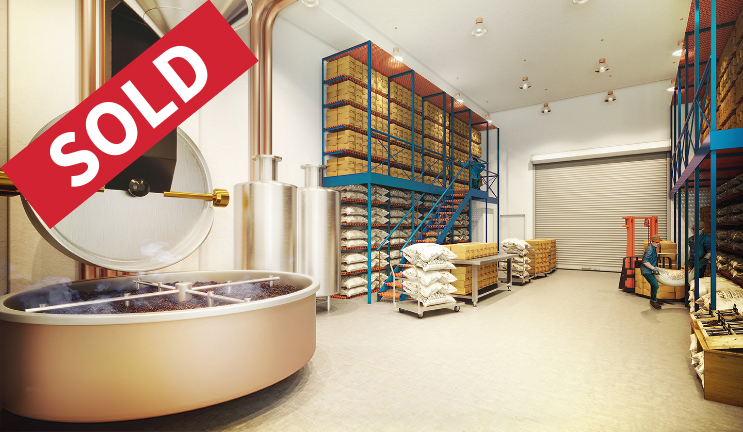 Food Industrial property for Sale